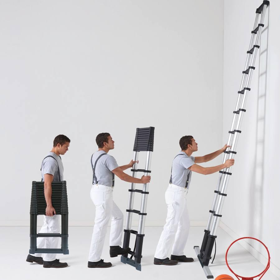 Factory Of Ladders And Step Ladders
