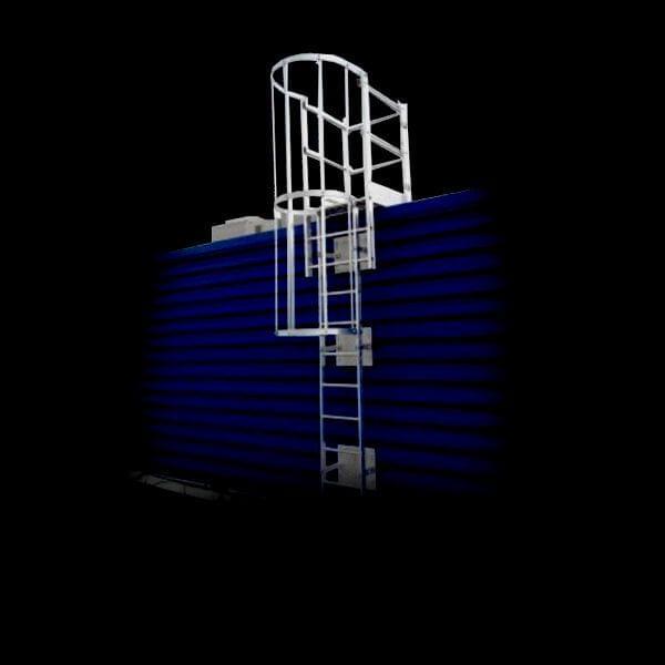 Escada Tipo Marinheiro